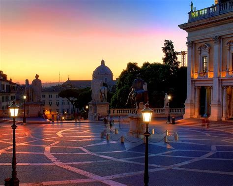 Holiday in Rome, the romantic capital of Italy