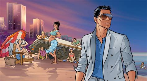 Archer season 5 to take inspiration from Breaking Bad as