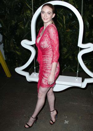 Larsen Thompson - Teen Vogue's Body Party Presented By