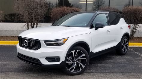 Test Drive: 2019 Volvo XC40 R-Design   The Daily Drive