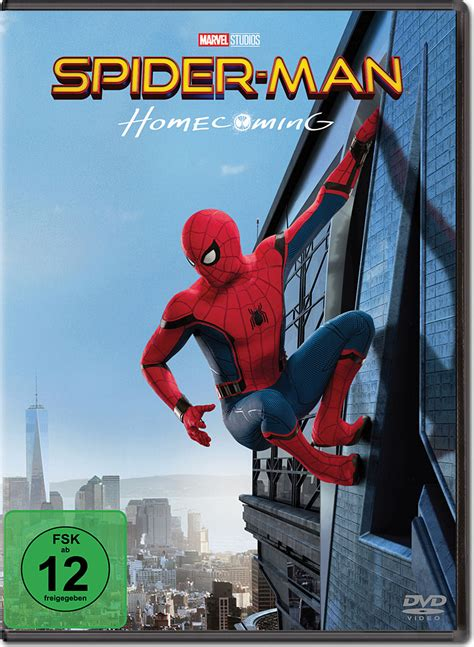 Spider-Man: Homecoming [DVD Filme] • World of Games