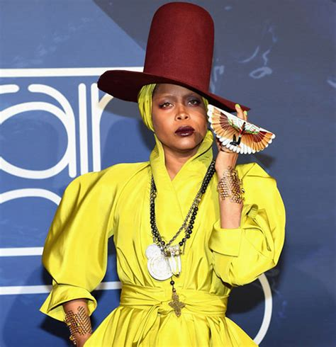Erykah Badu Multiple Kids & Different Baby Father; Who Are