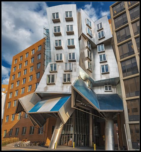 Ray and Maria Stata Center at MIT (Cambridge MA) | The Ray