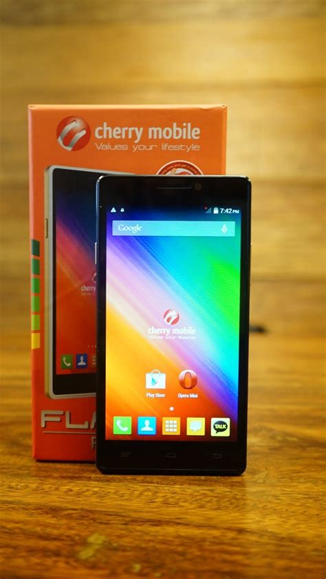 Cherry Mobile Flare S3 Power Unboxing: Long Lasting
