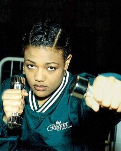 Famous Boxer George Foreman's daughter Freeda Foreman, 42