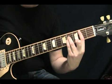 Guitar Lesson - Heartbreaker by Pat Benatar - How to Play